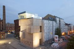 Gallery of Tchoban Foundation - Museum for Architectural Drawing / SPEECH Architectural Office - 1
