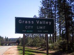 Grass Valley, CA-