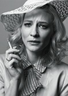 """Southern belle: Cate Blanchett is pitch perfect as Blanche DuBois in """"A Streetcar Named"""