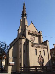 Eglise protestante - église des Récollets - Selestat