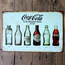 Wall Art Decor in the distinctive Cola Wall Poster Vintage Metal Painting Shop Decor Home Decorations Iron Tin Signs 2016 New(China (Mainland)) New China, Tin Signs, Metal Crafts, Decor Crafts, Home Decor, Poster Wall, Vintage Metal, Vintage Posters, Wall Art Decor