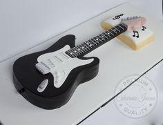 guitar cake Guitar Cake, Music Instruments, Musical Instruments