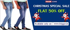 India's no.1 brand trigger jeans.....