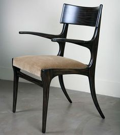 Neoclassic Dining Arm Chair | BLACKMAN CRUZ