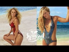 Sports Illustrated Swimsuit: Behind The Tanlines Body Painting Swimsuit 2016
