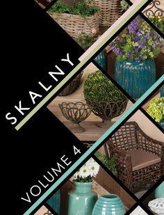 We know you've all been waiting for it and now here it is! The NEW Skalny Volume 4 catalog! Wholesale Food, Wholesale Home Decor, Bee Company, Catalog Cover, Home Decor Items, Porcelain, Display, Business Tips, Wood