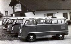 VW typ 2 Cohlruss Carosserie