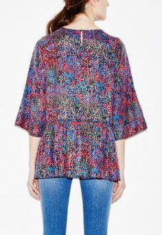 Dapply Top - Easy printed top - Dapply - M.i.h