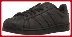 adidas Originals Men's Superstar Casual Sneaker, Black/Black/Black, 9 M US - Mens world (*Amazon Partner-Link)