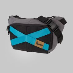 Can't decide between a sling pack and a waist pack? Equip yourself with the medium Mild Enthusiast and have both. $110.