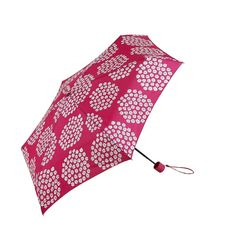 Puketti design umbrella by Marimekko makes any rainy day feel happy and sunny. pretty in pink, this, quality umbrella will make a great gift. Marimekko, Cool Gifts, Unique Gifts, Mini Umbrella, Umbrellas Parasols, Singing In The Rain, My Spring, All Sale, Mother Day Gifts