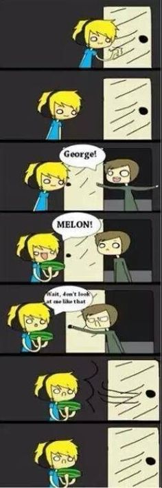 PewDiePie and the Melon xD