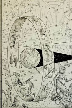 old astrology illustrations - Buscar con Google