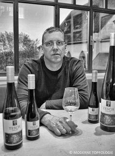 Winzer Dr. Martin Tesch aus Langenlonsheim an der Nahe