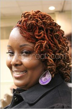 Hairstyles For Dreads dreads one of the best ways to figure out if it is the style for you is to look at photos of hairstyles dreadlocks on the internet or in hair fashion Colored Dreadlocks Hairstyle