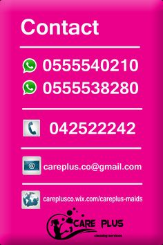 Maids professionally trained and experienced call 04-2522242