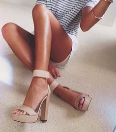 Nude Windsor Smith heels http://www.windsorsmith.com.au/malibu-86146?color=Bone