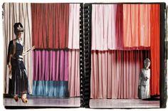 pages from Lauren Santo Domingo's scrapbook - T Magazine