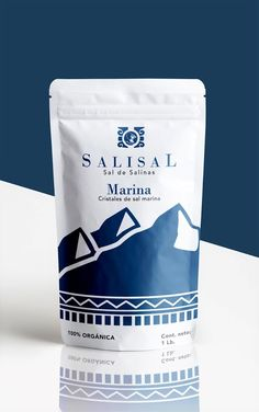 Salisal Salt (Student Project) by Jorge Soriano