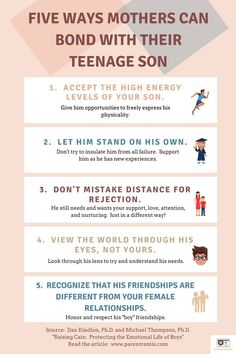 Raising a teenager and worrying about emotional health? Read the article to find out how we can help develop and protect our son& emotional health. You can also find tips on how to improve your mother-son relationship here! Parenting Teenagers, Parenting Quotes, Kids And Parenting, Parenting Hacks, Parenting Classes, Peaceful Parenting, Foster Parenting, Single Parenting, Parenting Websites