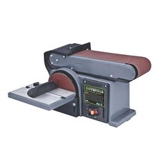 Genesis Belt and Disc Sander-GBDS450 at The Home Depot
