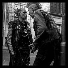 ..old punks