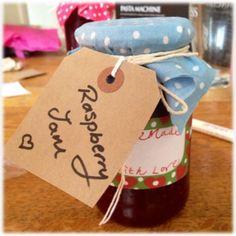Be Gluten Free - Brighton. Homemade Raspberry Jam.