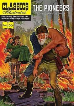 Classics Illustrated 66: The Pioneers