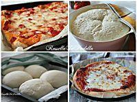 PIZZA: ricette infallibili! Quattro ricette infallibili