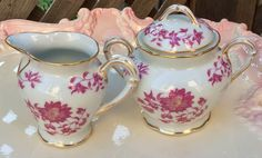 Pretty Pink Addiction-B & Co Limoges L  by PrettyPinkAddiction