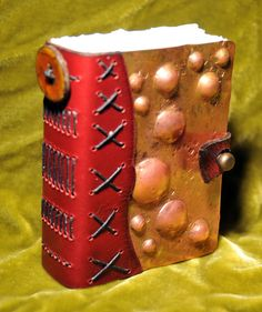 Little Red Copper Journal | Sustained Confusion