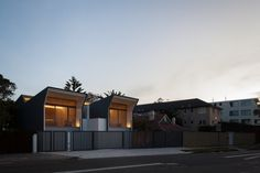 A&M house — MARSTON ARCHITECTS