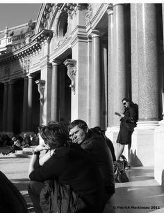 Cour du Petit Palais - © Patrick Martineau