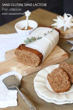 Une délicieuse recette de pain d'épices sans gluten et sans lactose mais pas sans saveur