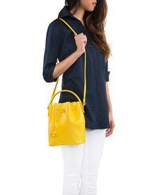 Ann Mashburn Mini Brescia Bucket Bag / AnnMashburn.com