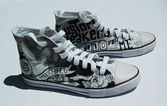 11 Pairs Of Custom Converse Kicks That I Would Totally Rock! - Blog of Francesco Mugnai