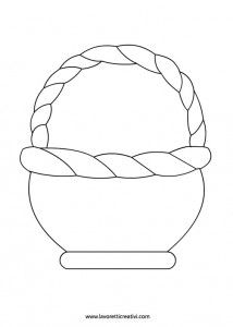find this pin and more on easter coloring pages easter basket