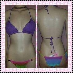Cia Maritima Rainbow Bikini! M #ciamaritima #fashion #bikini #bikinis #fashionmagenet