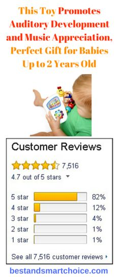 Nice Christmas or Birthday Gift Idea for babies for kids up to 2 years old. Click here -> http://bestandsmartchoice.com/gifts/baby-einstein-take-along-tunes-musical-toy/
