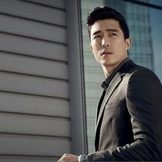 Daniel Henney @Danielhenneyofficial #actorslife #photography #modellingshoot #magazines #fashionworld #suits #instagallery#cool