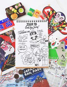 Day 18 : Good Bye Japan ! | Le monde de Tokyobanhbao: Blog Mode gourmand