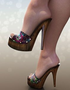 43 High Heel Mules For Teen Girls - Shoes Crowd Open Toe High Heels, Hot High Heels, Platform High Heels, Stiletto Boots, High Heel Boots, Pantyhose Heels, Sexy Legs And Heels, Fashion Heels, Pumps Heels