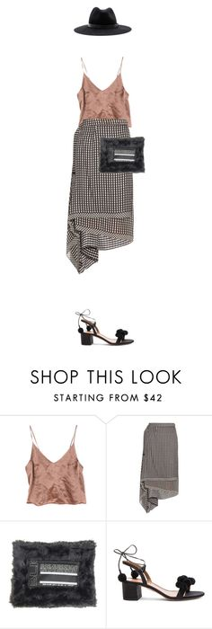 """""""Untitled #235"""" by c-rystaaal ❤ liked on Polyvore featuring Preen, Aquazzura and rag & bone"""