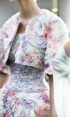 Chanel ~ Spring Summer 2014 Couture.
