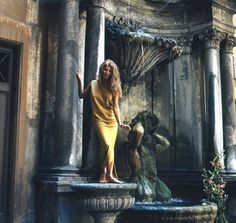 Sophia Loren, Italy, by Milton Greene, 1963.