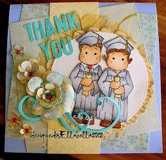 Danke - Magnolia Card