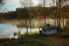 Im Westen Finnlands // Photo: Miguel Virkkunen Carvalho