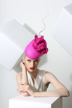 Hat Design SS15 Collection | Philip Treacy London