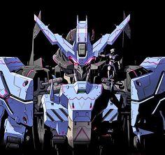 Iron Blooded Orphans; Gundam Vidar