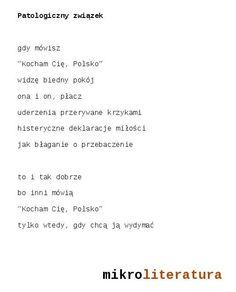#Polska #poezja #patriotyzm
